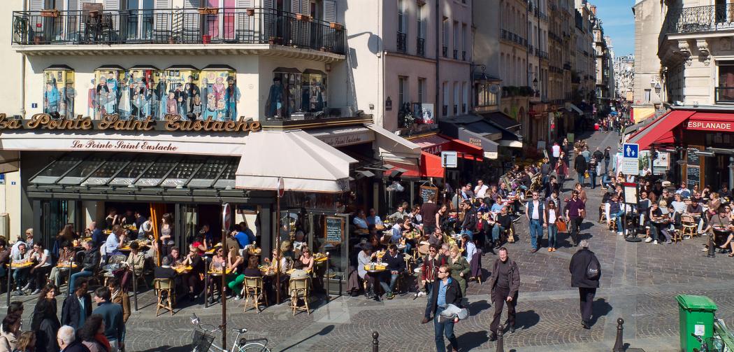 Balade parisienne dans montorgueil - Magasin suedois paris ...
