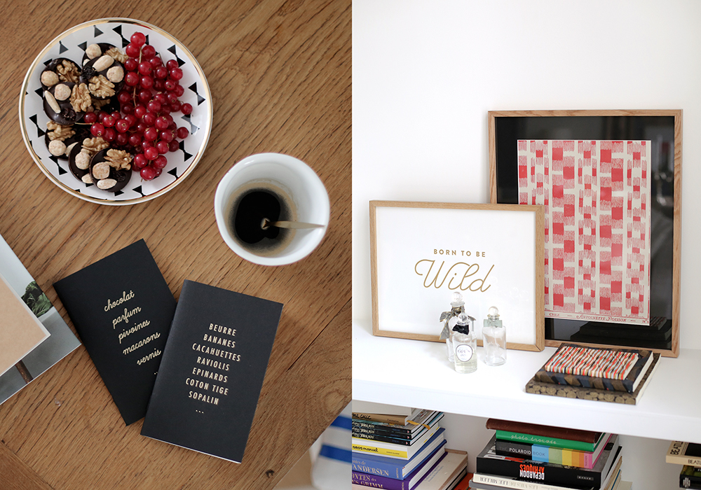 sezane collection deco lifestyle carnets la seinographe. Black Bedroom Furniture Sets. Home Design Ideas