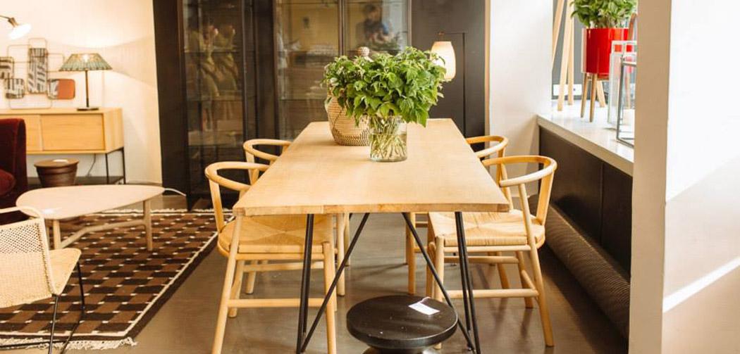 boutique rue saint benoit paris 6e am pm d co la seinographe. Black Bedroom Furniture Sets. Home Design Ideas