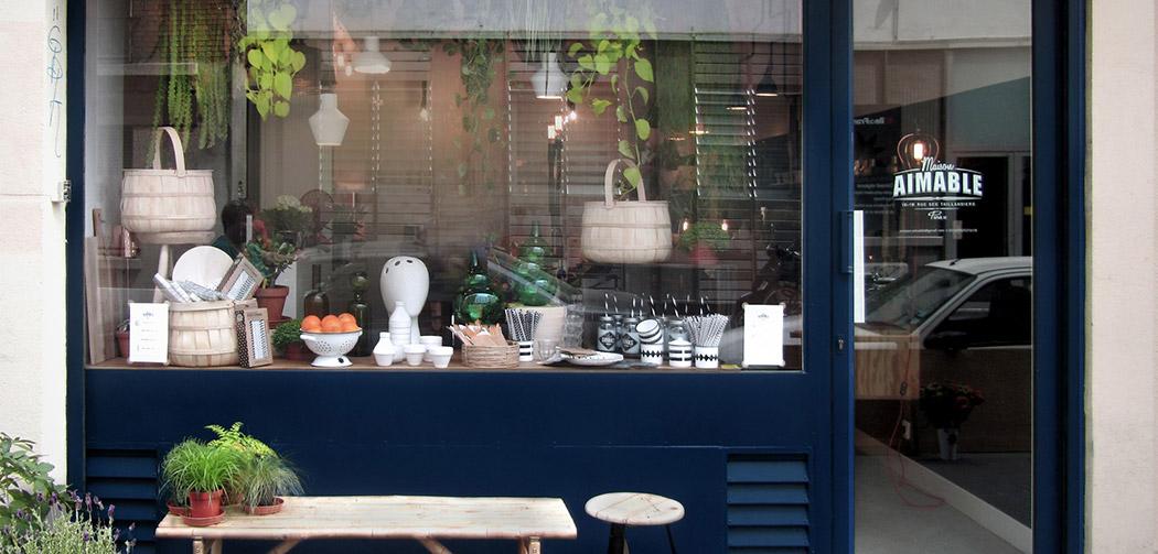 Maison aimable la boutique d co pointue et abordable for Boutique decoration maison quebec