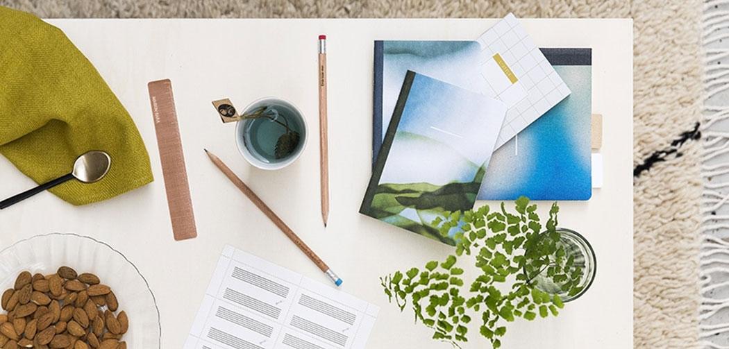 jolis bureaux les indispensables pour une rentr e zen et. Black Bedroom Furniture Sets. Home Design Ideas