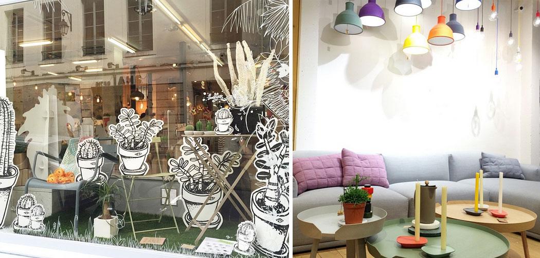 fleux boutique concept store rue saint croix de la bretonnerie le marais paris la seinographe. Black Bedroom Furniture Sets. Home Design Ideas
