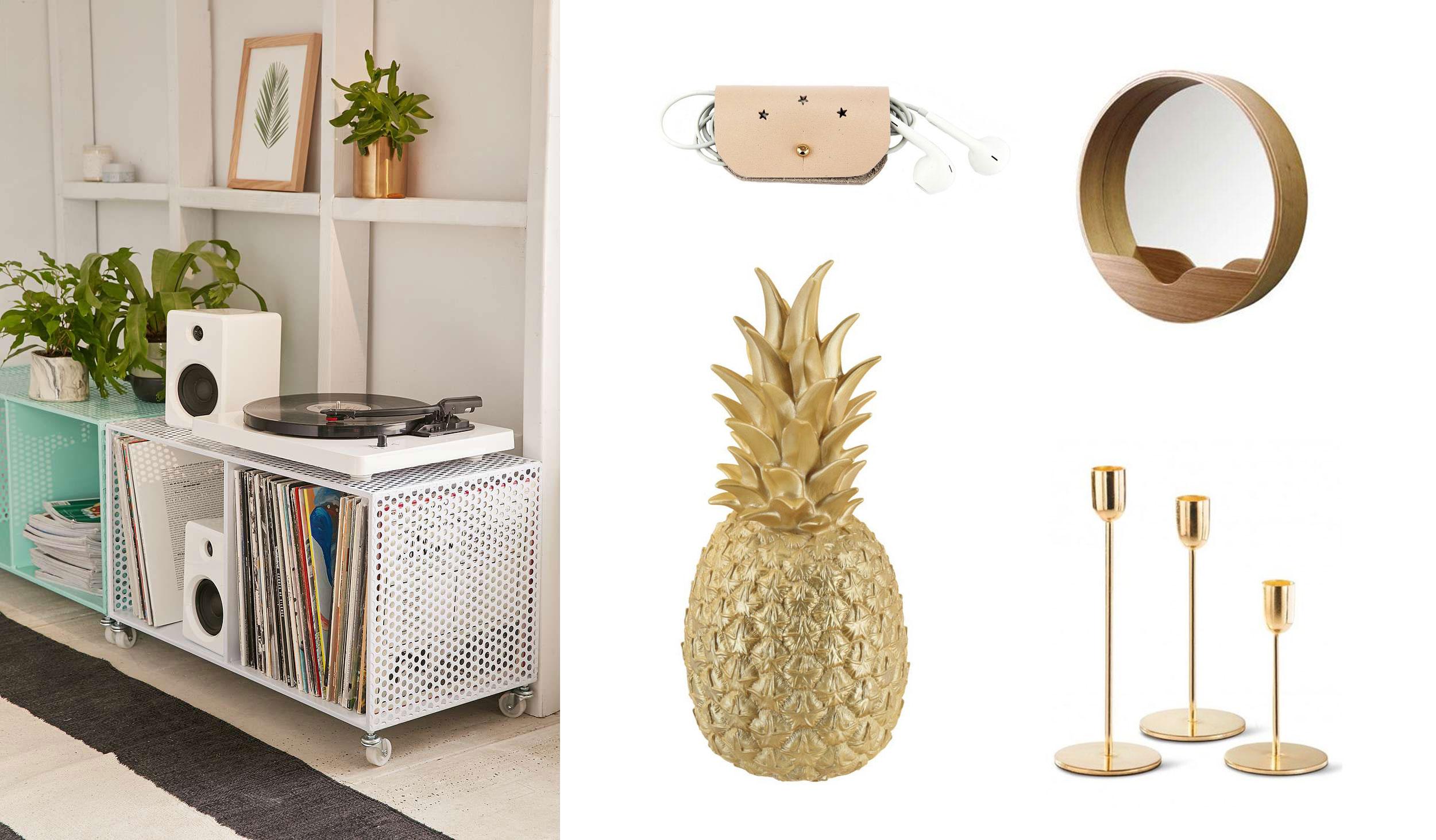 soldes mode deco meuble rangement lampe ananas la seinographe. Black Bedroom Furniture Sets. Home Design Ideas