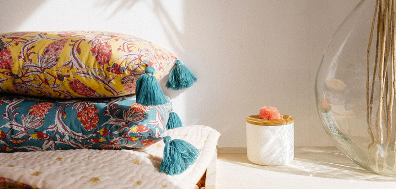 louise misha x monoprix la ligne mode d co 100 boho. Black Bedroom Furniture Sets. Home Design Ideas