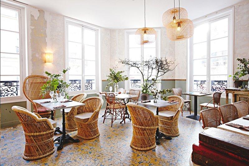 Les Resistants Restaurant Paris